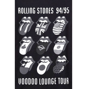 The Rolling Stones Shirts - Rolling Stones Voodoo Lounge T-Shirt 2XL NWT